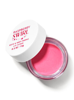 Raspberry Swirl Lip Scrub