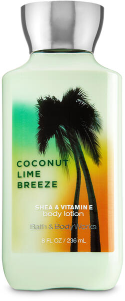 Coconut Lime Breeze Body Lotion
