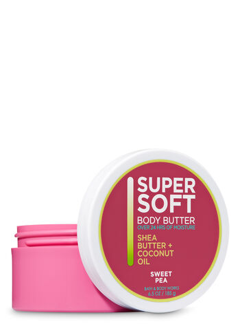 Sweet Pea Super Soft Body Butter - Bath And Body Works