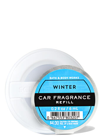 Winter Car Fragrance Refill