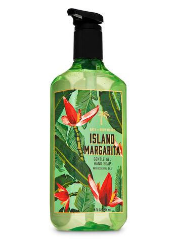Island Margarita Gentle Gel Hand Soap - Bath And Body Works