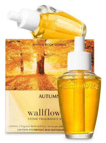 Autumn Wallflowers Refills, 2-Pack