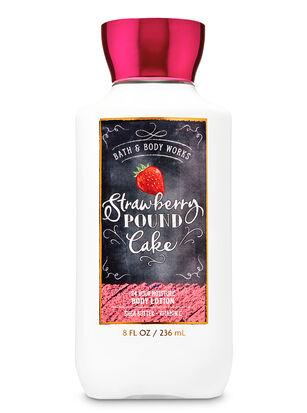 Strawberry Pound Cake Super Smooth Body Lotion