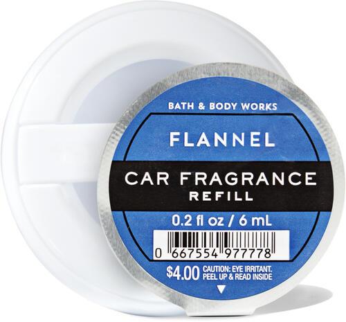Flannel Car Fragrance Refill