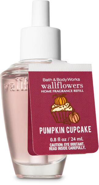 Pumpkin Cupcake Wallflowers Fragrance Refill