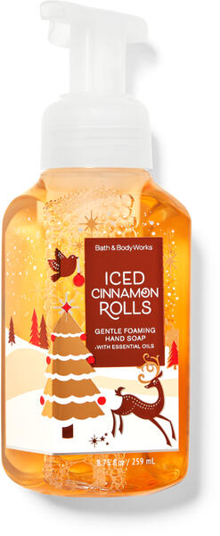 Iced Cinnamon Rolls Gentle Foaming Hand Soap