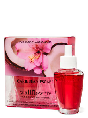 Caribbean Escape Wallflowers Refills 2-Pack