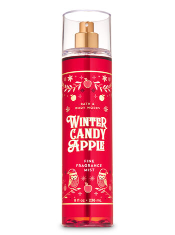 Winter Candy Apple Fine Fragrance Mist - Bath And Body Works