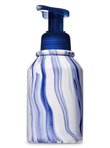 Blue Swirl Soap Dispenser - Bath And Body Works