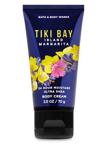 Tiki Bay Island Margarita Travel Size Body Cream - Bath And Body Works