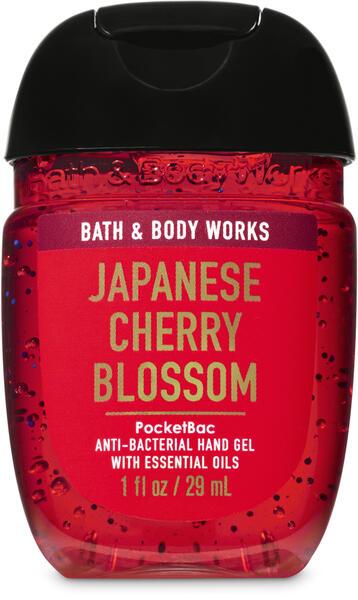 Japanese Cherry Blossom PocketBac Hand Sanitizer