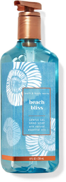 Beach Bliss Gentle Gel Hand Soap