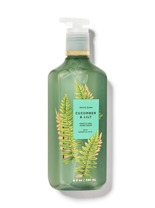 Cucumber & Lily Gentle Gel Hand Soap