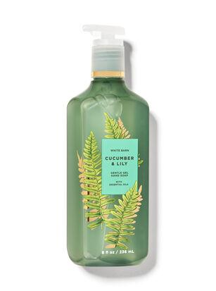 Cucumber & Lily Gentle Gel Hand Soap