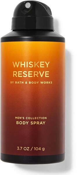 Whiskey Reserve Deodorizing Body Spray