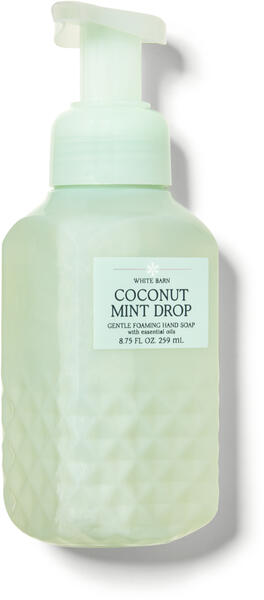 Coconut Mint Drop Gentle Foaming Hand Soap