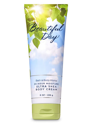 Beautiful Day Ultra Shea Body Cream