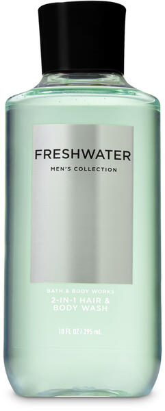 Freshwater 2-in-1 Hair + Body Wash