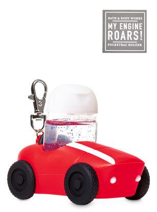 Noise-Making Race Car PocketBac Holder