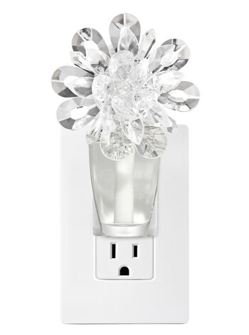 Crystal Bloom Nightlight Wallflowers Fragrance Plug