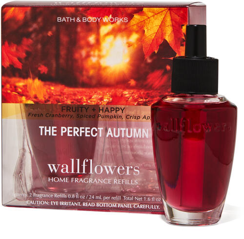 The Perfect Autumn Wallflowers Refills 2-Pack