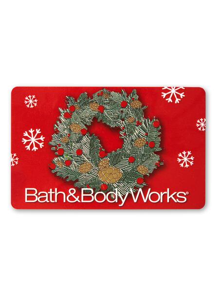 Wreath Gift Card