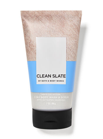 Clean Slate 2-in-1 Body Wash & Scrub