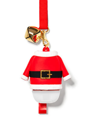 Santa Lanyard PocketBac Holder