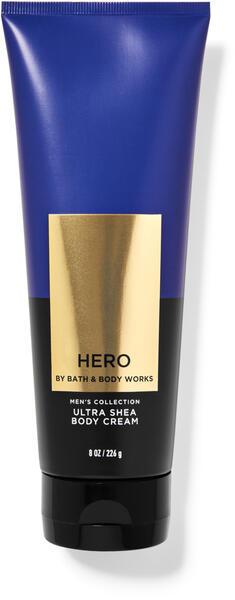 Hero Ultra Shea Body Cream