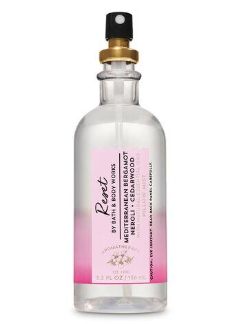 Aromatherapy Mediterranean Bergamot Neroli Pillow Mist - Bath And Body Works