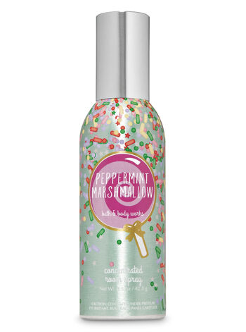 Peppermint Marshmallow Concentrated Room Spray - Bath And Body Works