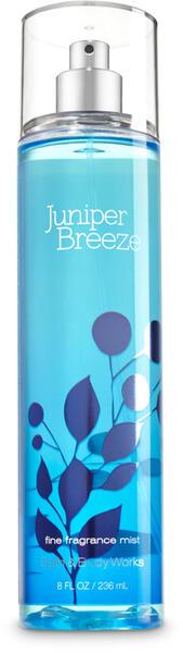 Juniper Breeze Fine Fragrance Mist