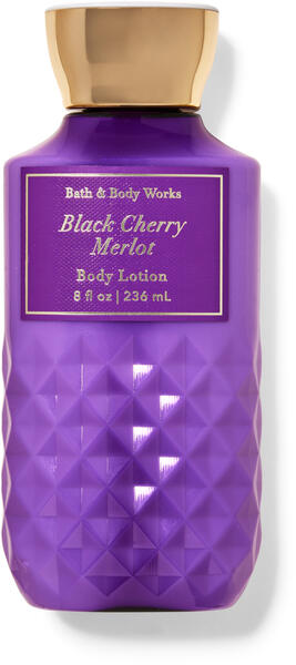 Black Cherry Merlot Super Smooth Body Lotion