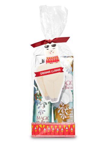 Magic in the Air Drama Llama Gift Set