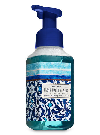 Fresh Water & Aloe Gentle Foaming Hand Soap - Bath And Body Works