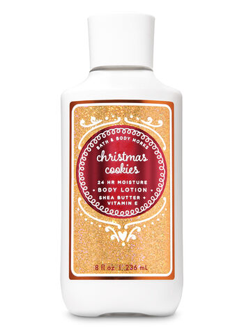 Christmas Cookies Super Smooth Body Lotion - Bath And Body Works