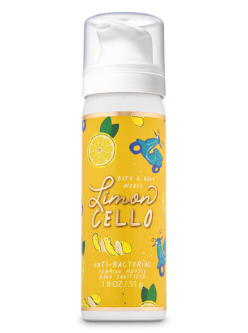 Limoncello Foaming Hand Sanitizer - Bath And Body Works