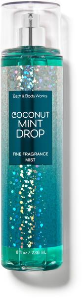 Coconut Mint Drop Fine Fragrance Mist