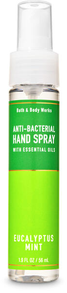 Eucalyptus Mint Hand Sanitizer Spray