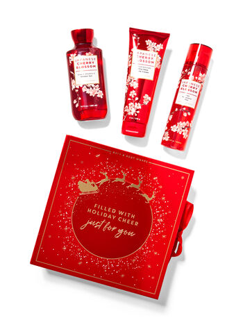 Japanese Cherry Blossom Gift Box Set