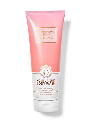 Champagne Toast Moisturizing Body Wash