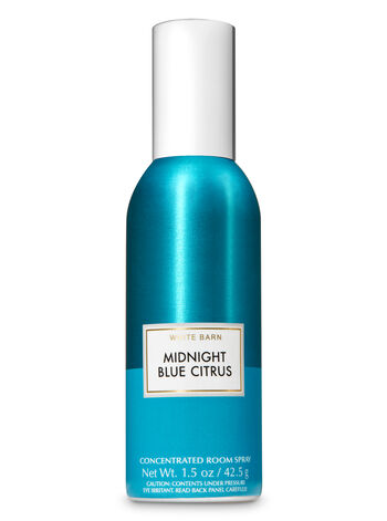 White Barn Midnight Blue Citrus Concentrated Room Spray - Bath And Body Works