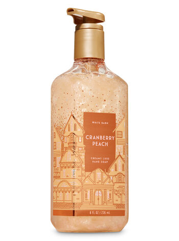 Cranberry Peach Creamy Luxe Hand Soap - Bath And Body Works