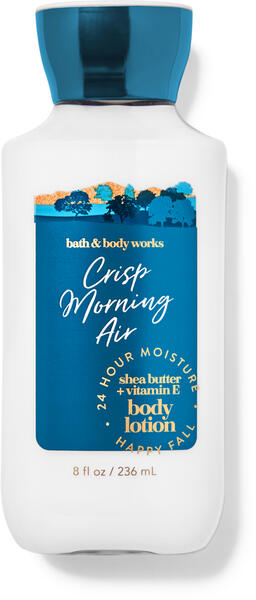 Crisp Morning Air Super Smooth Body Lotion