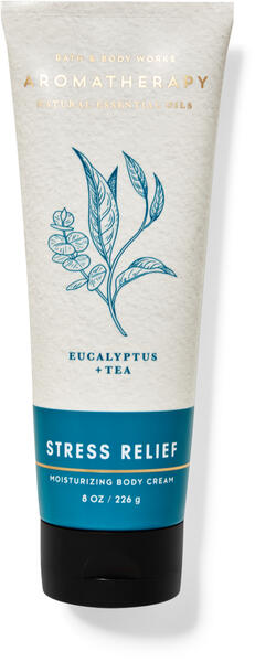 Eucalyptus Tea Body Cream