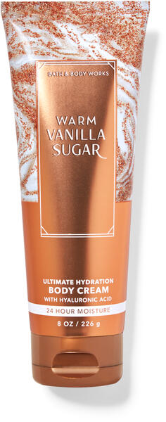 Warm Vanilla Sugar Ultimate Hydration Body Cream