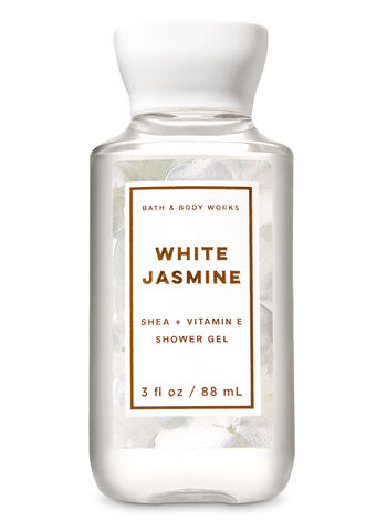 White Jasmine Travel Size Shower Gel - Bath And Body Works