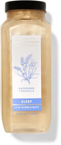 Lavender Vanilla Bubble Bath