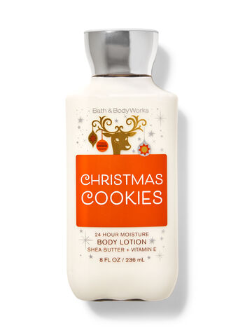 Christmas Cookies Super Smooth Body Lotion