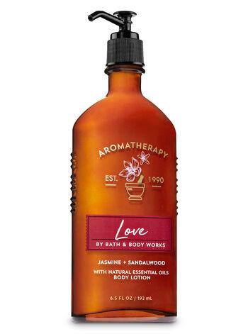 Aromatherapy Jasmine Sandalwood Body Lotion - Bath And Body Works